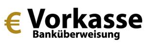 Stoffe per Vorkasse bezahlen