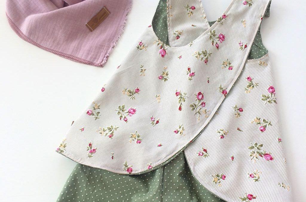 Kittelkleid Flora und Hose Nicki – was für eine tolle Kombi!