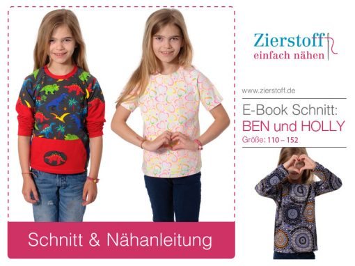 Schnittmuster-Kinder-Shirt-Raglan-Ben-und-Holly-1