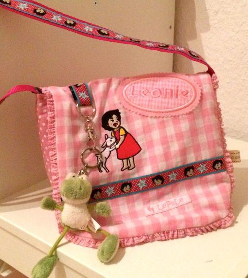 Zierstoff_Produkt Kita Tasche Kindertasche Schnittmuster