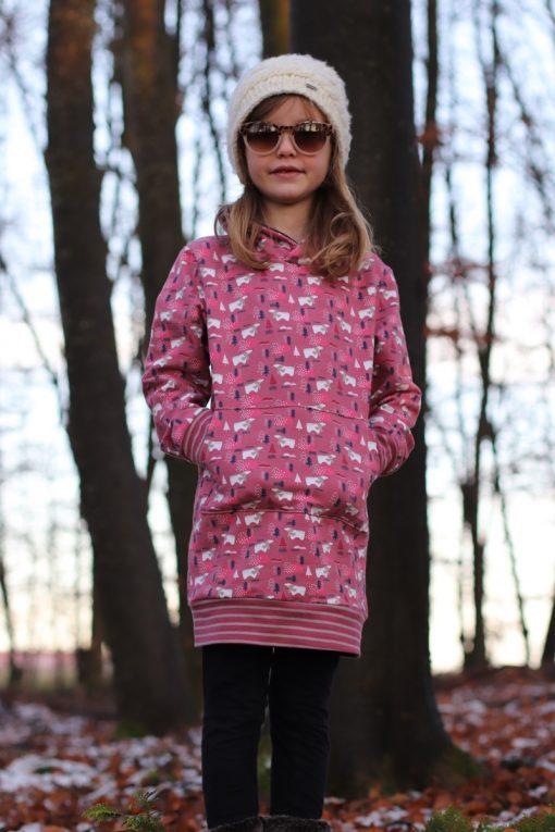 zierstoff Schnittmuster Kinderkleid Lena15