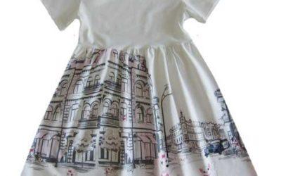 """Kleid """"PIA"""" – ein einfaches Jerseykleid für alle Nähanfänger"""