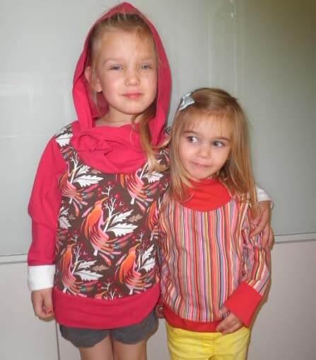 """Das Shirt """"Finia"""" für die Mamas und großen Mädchen"""