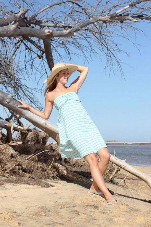 Sandy Strandkleid