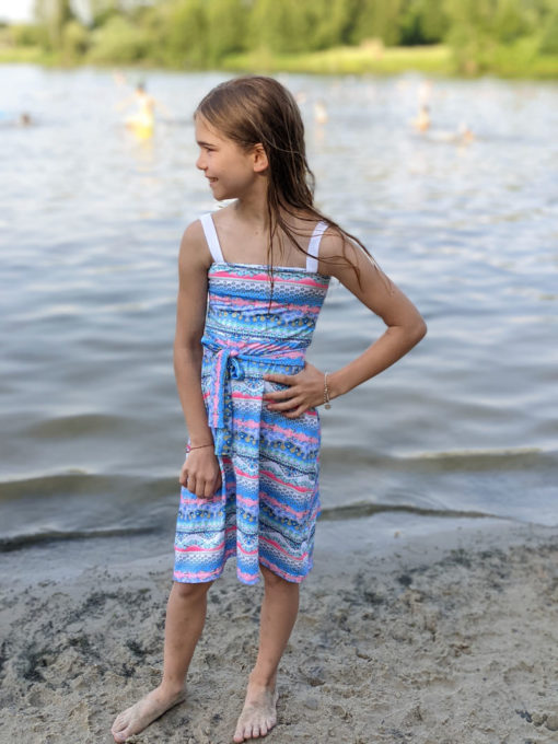 Jersey Kleid Sandy - 1