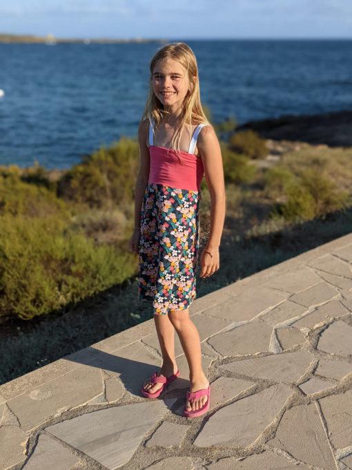 Schnittmuster Kleid Sandy Sommerkleid - 1 (1)