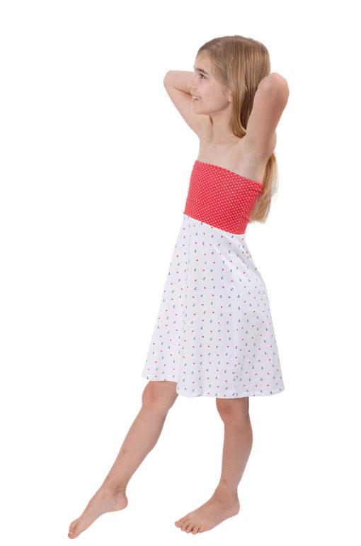 Schnittmuster Kleid Sandy Strandkleid 1