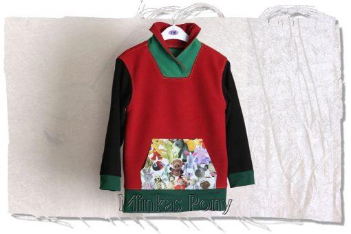 Schnittmuster Shirt Robin Zierstoff2