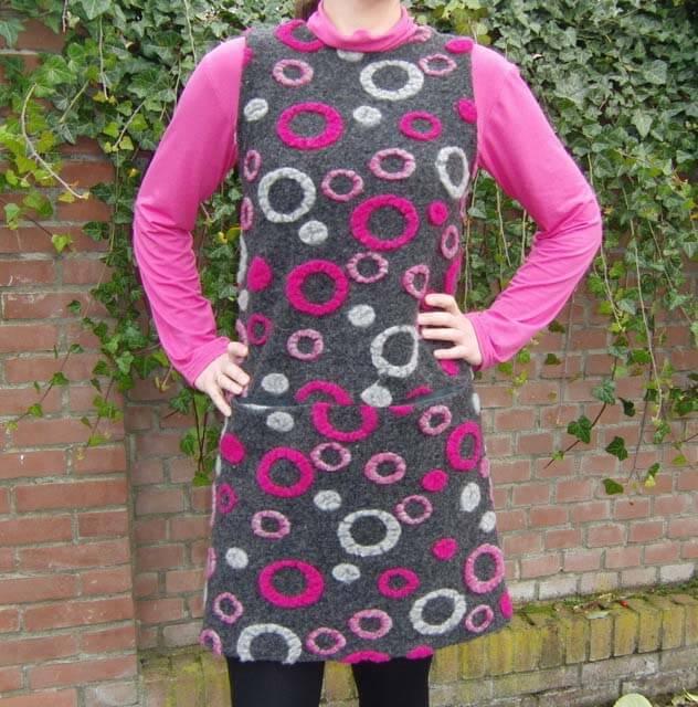 """Kleid """"Milena"""", jetzt auch von 158- Damengr. 42"""