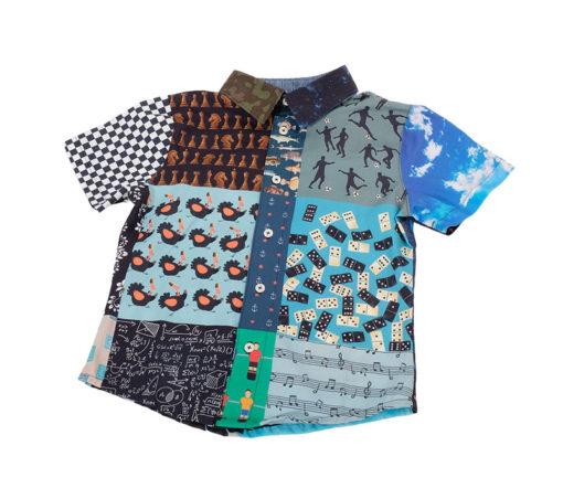Schnittmuster Kinderhemd Reto Jungenhemd 2