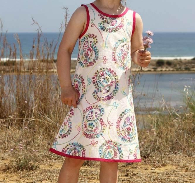 "Kleid ""Luzia"" nähen…"