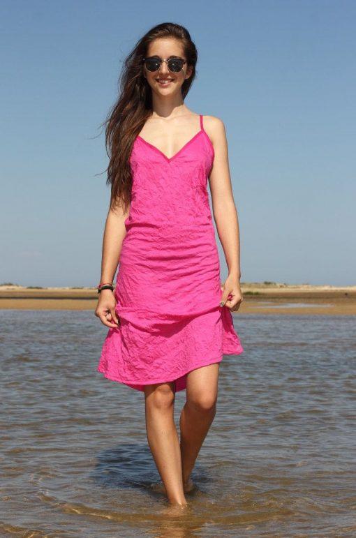 Schnittmuster strandkleid kleid Liv Sommer zierstoff12