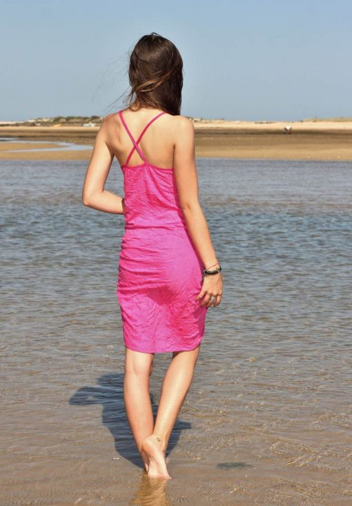 Schnittmuster strandkleid kleid Liv Sommer zierstoff15