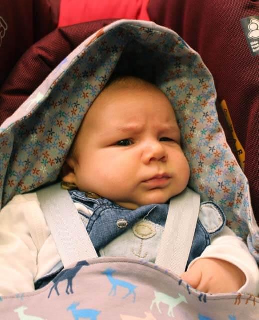 Babydecke Manolo