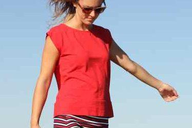 Shirt ALENA nun auch bis Größe 46 erhältlich….