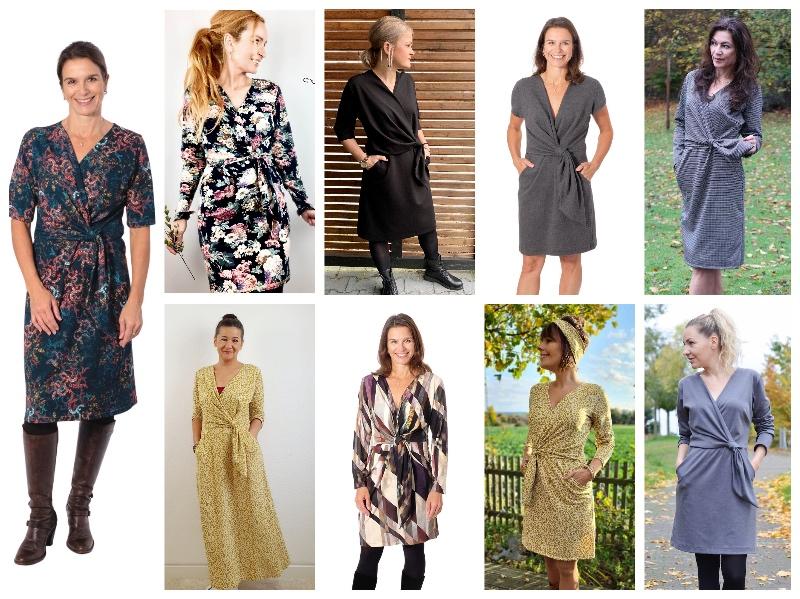 Nähtutorial für das Kleid Adelina