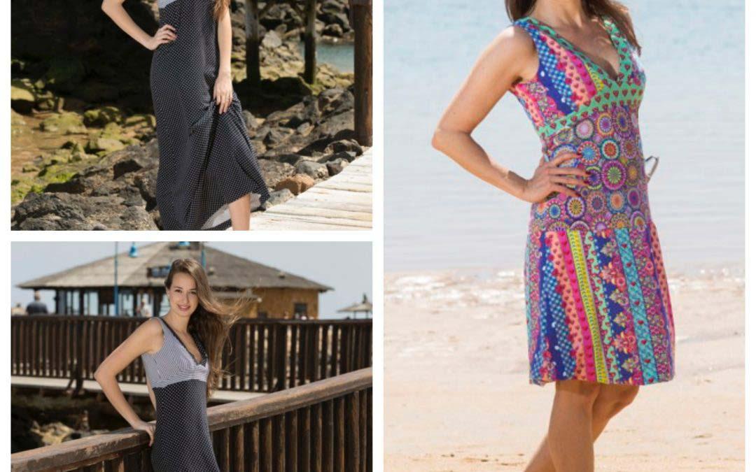 Jerseykleid Imke nähen… als Ballon- oder Maxikleid