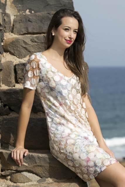 Kleid Mithra nähen..
