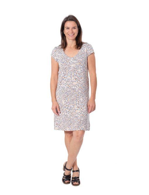 Schnittmuster-Kleid-Juli