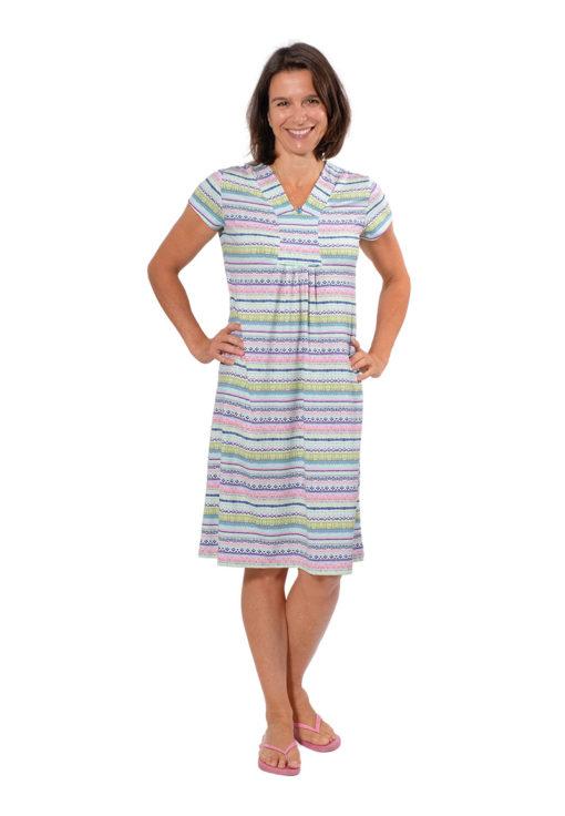Schnittmuster Kleid Aida 1