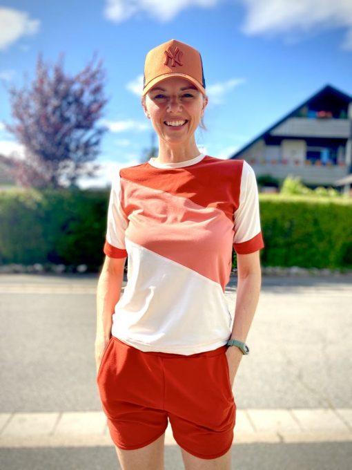 Schnittmuster Shirt Maren Hose Mina2
