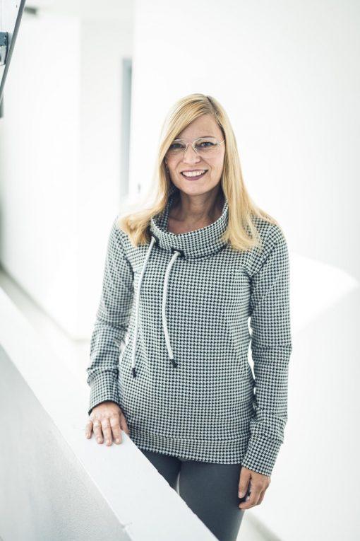 Schnittmuster Shirt Karin Rollkragen1