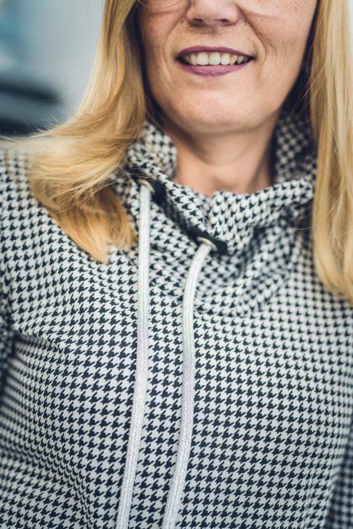 Schnittmuster Shirt Karin Rollkragen6