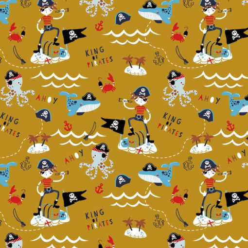 Jersey Piraten Senf - 1