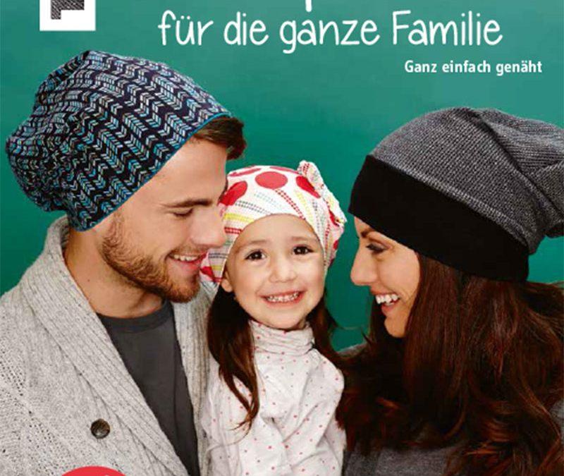 Das neue Mützenbuch, für die ganze Familie!