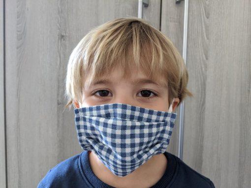 Schnittmuster Mundschutz Maske nähen 21