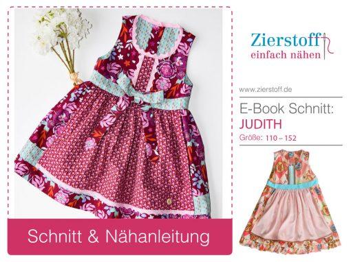 Schnittmuster-Kleid-Dirndl-Judith