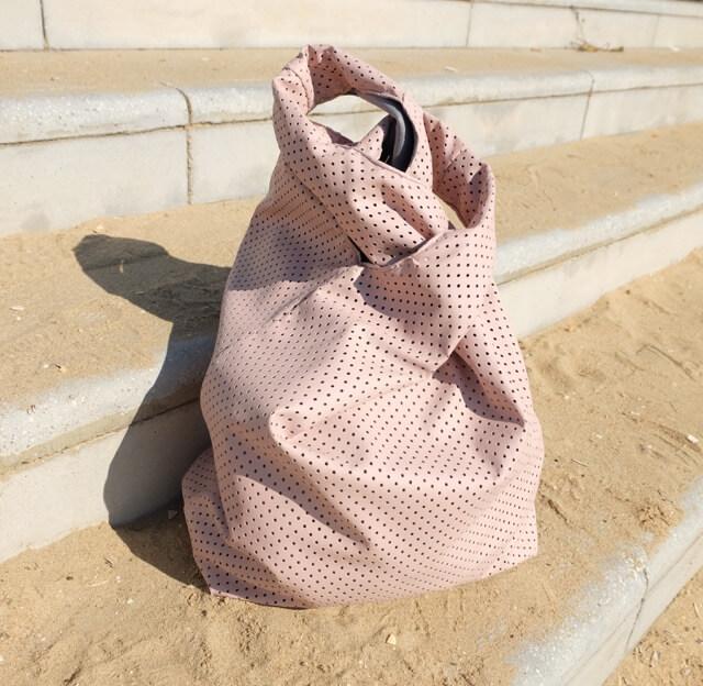 Zierstoff_Produkt Tasche Pola