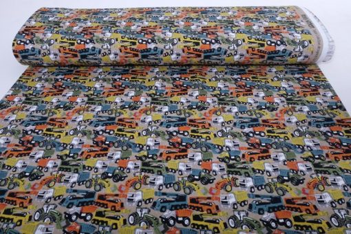 Jersey Autos Zierstoff 7801.0051