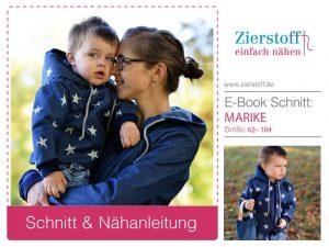 Zierstoff_Produkt Softshelljacke