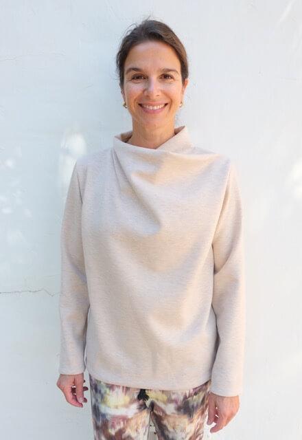 Zierstoff_Produkt Schnittmuster Damenshirt
