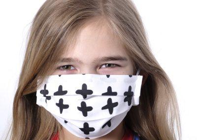 Mundschutz Maske Behelfsmaske 1