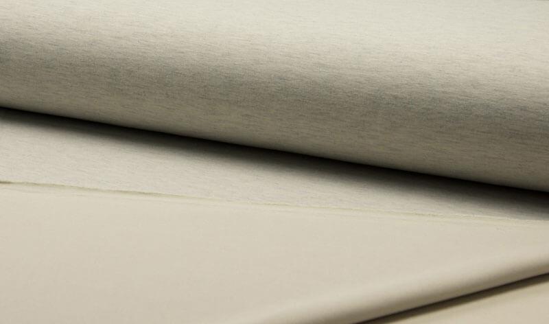 Zierstoff_Produkt Sweatshirtstoff ecru