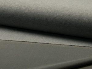 Jerseystoff grau