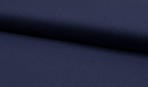 Mischgewebe-elastisch-blau