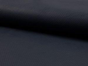Zierstoff_Produkt Leder Marine