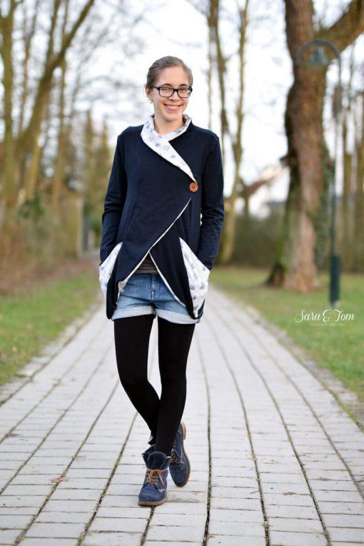 Zierstoff_Produkt Damenjacke Natia Schnittmuster