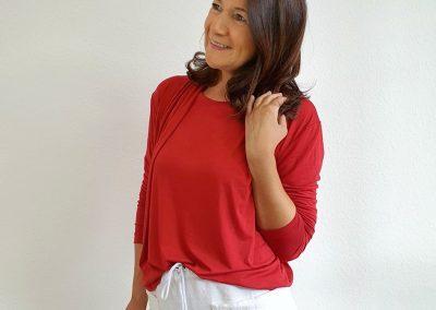 Schnittmuster Shirt Senta Bambus Jersey3