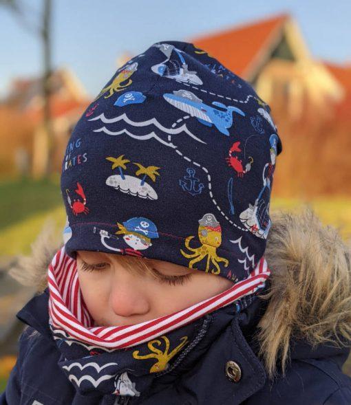 Beanie Daniela Piraten