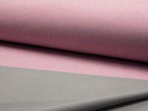 Softshell, unifarben Altrosa Melange, Restposten zum Sonderpreis 0,86 Meter