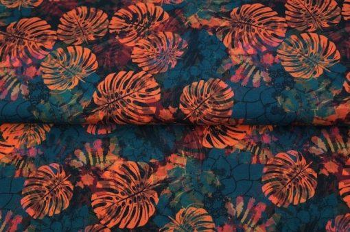 19642 Jersey Blätter