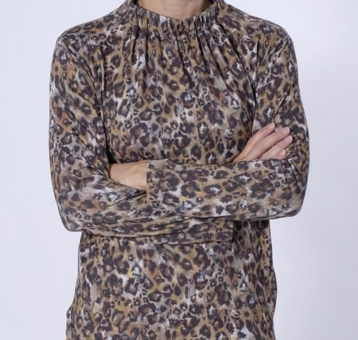 Schnittmuster Shirt Nakita Leo
