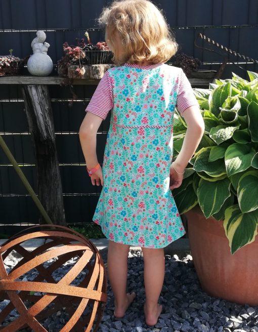 Schnittmuster Kleid Olga Zierstoff
