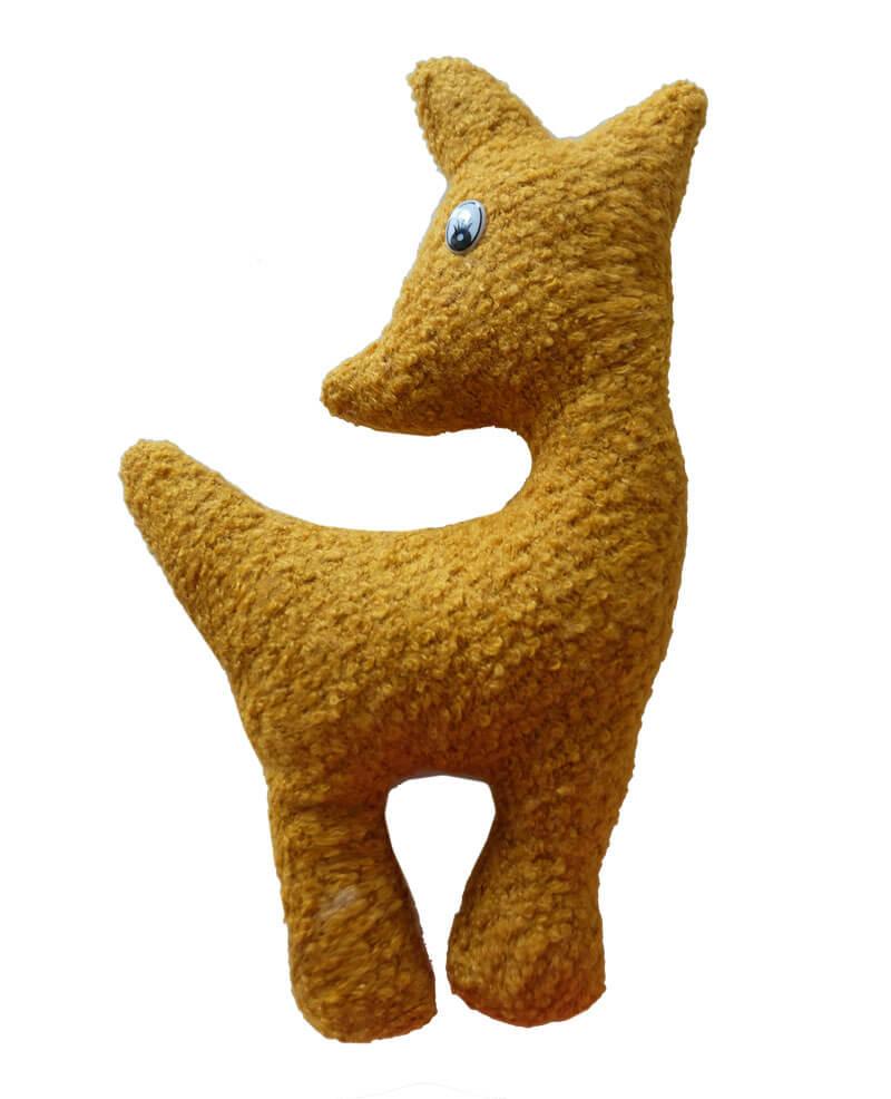 Schnittmuster Bambi Kuscheltier nähen