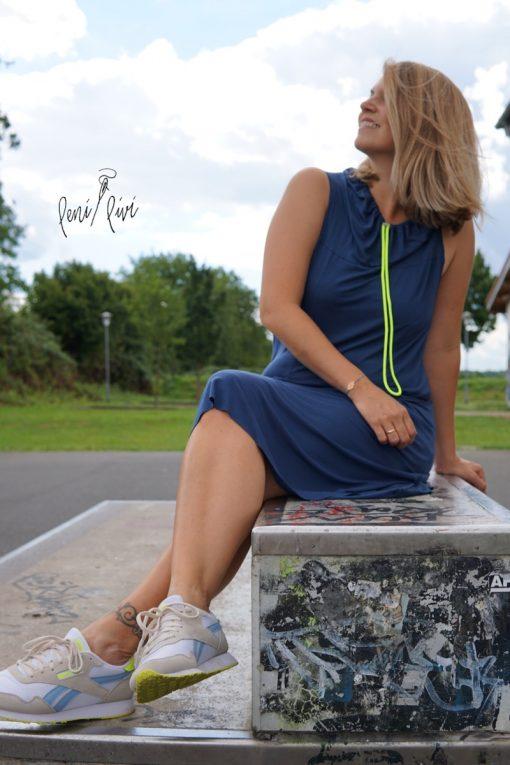Schnittmuster Kleid Maresa Bambus Jersey2