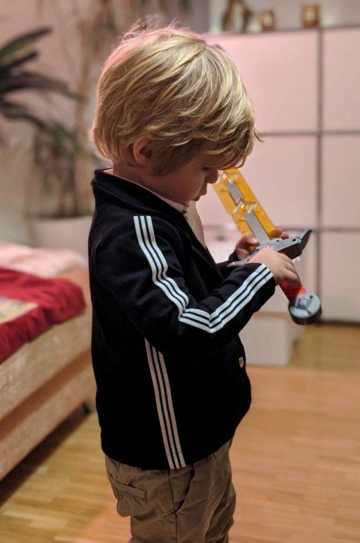 Schnittmuster Blazer Kinderblazer Keno Zierstoff1